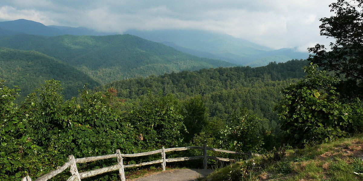 The Cataloochee Valley