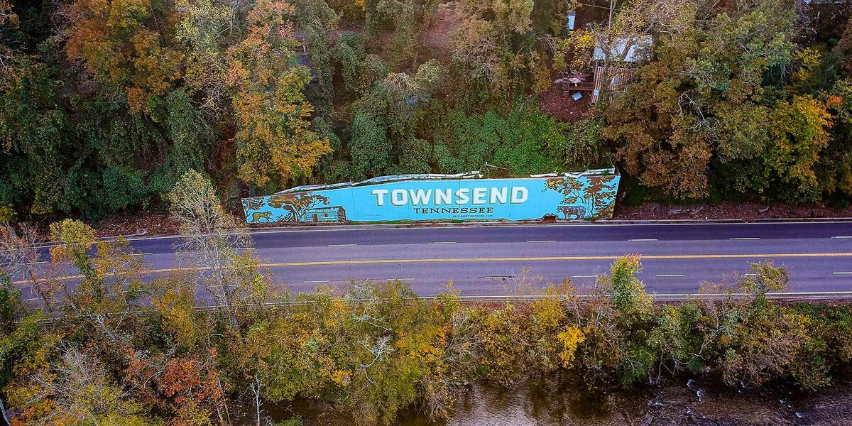 Townsend, the peaceful side of the Smoky Mountains