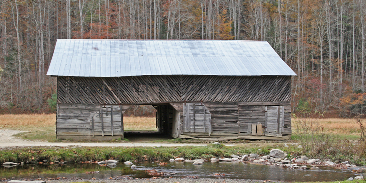 History of the Cataloochee Valley