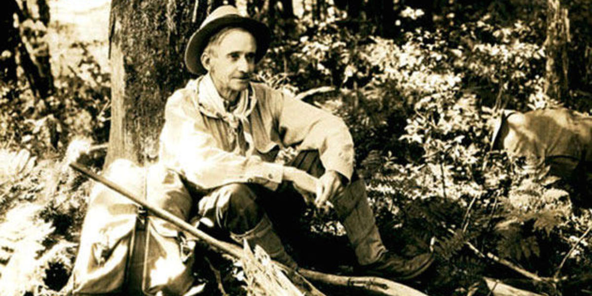 Horace Kephart and The Smoky Mountains