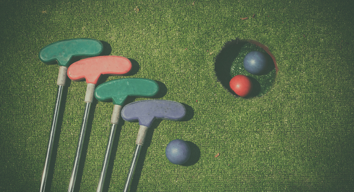 Miniature Golf Courses