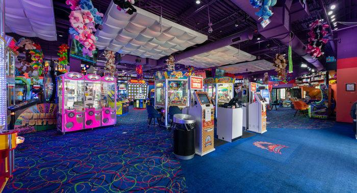 Arcade City at The Island
