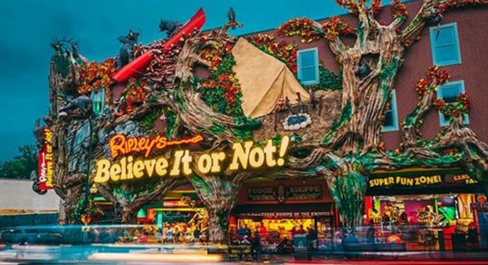 Ripley's Believe It of Not Odditorium