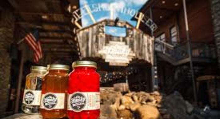 The Holler Ole Smoky  Distillery