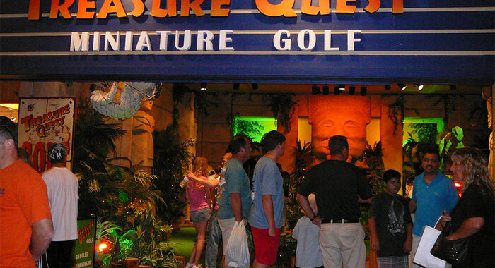 Treasure Quest Golf
