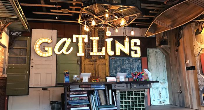 Gatlin's Escape Rooms