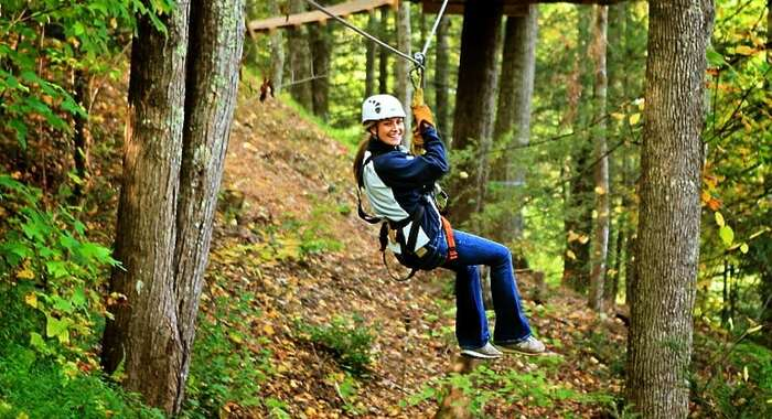 Zip Gatlinburg