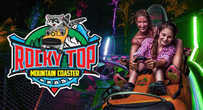 The Rocky Top Mountain Coaster