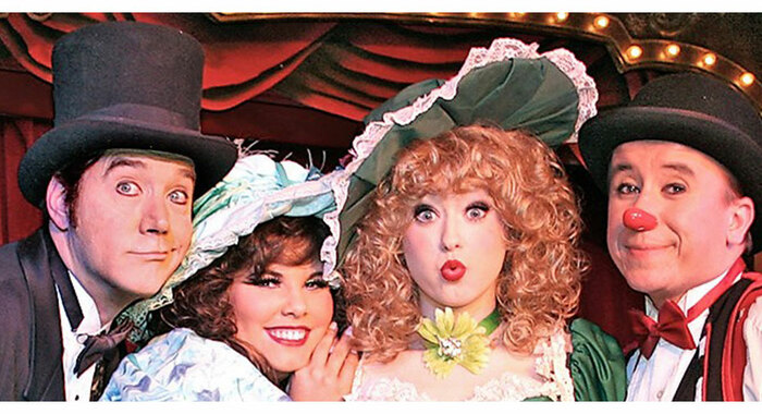 Sweet Fanny Adams Theatre