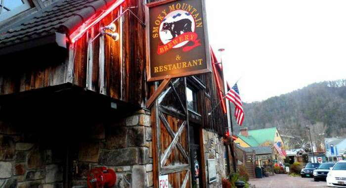 Smoky Mountain Brewery & Restaurant