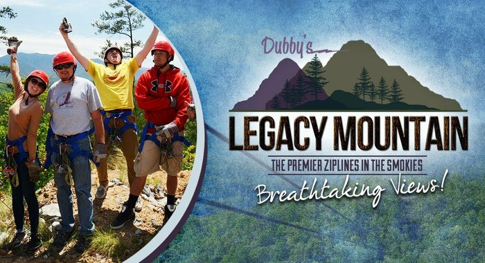 Legacy Mountain Zipline
