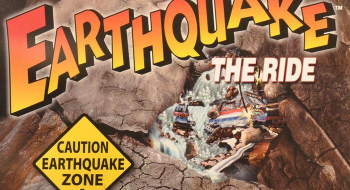 Earthquake The Ride