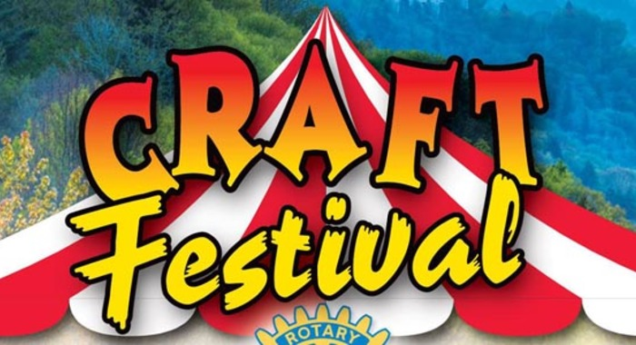 Rotary Club Crafts Festival