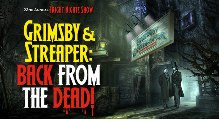Ripley's Haunted ADventure Fright Nights