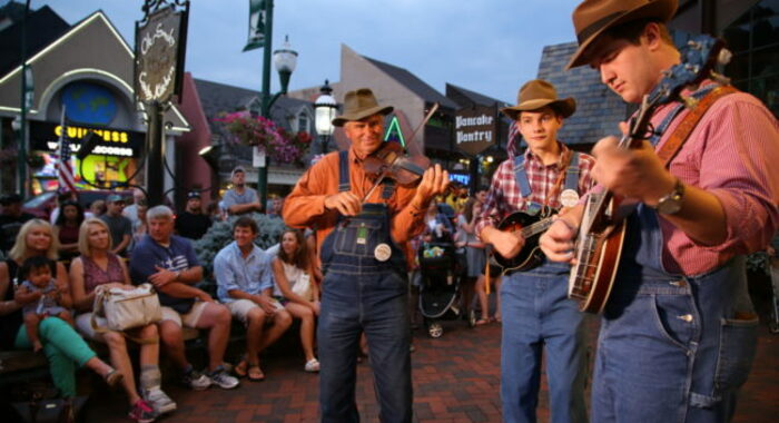 Smoky Mountain Tunes & Tales