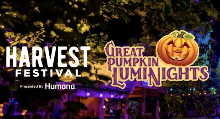 Great Pumpkin Luminights At Dollywood