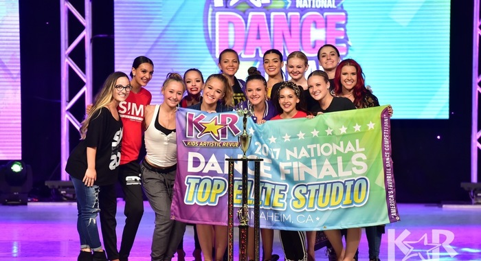Kids Artistic Revue National Finals