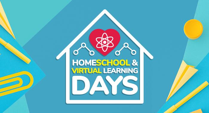Wonderworks – Homeschool Days (weekdays Only)