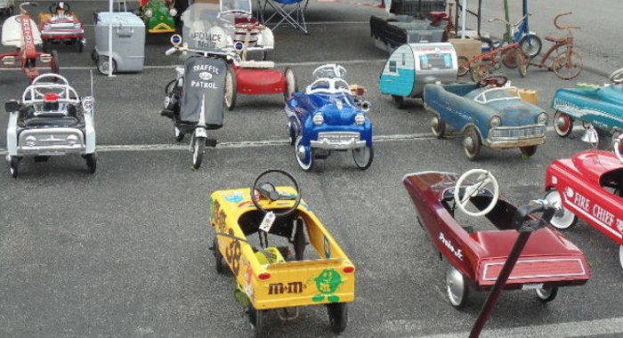 Antique Toy and Pedal Car Show