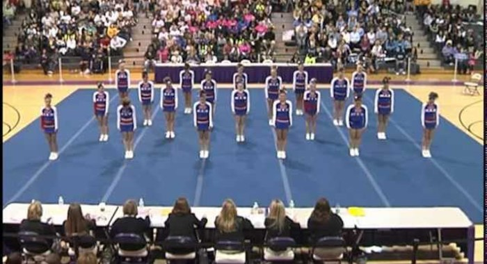 Great Smoky Mountain Open National Championship – Americheer