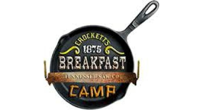 Crockett's Breakfast Camp