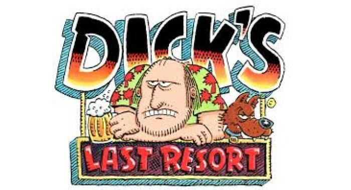 Dick's Last Resort Main Bar