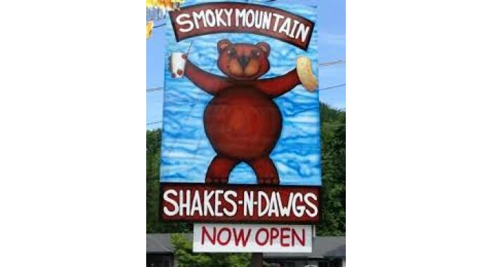 Smoky Mountain Shakes And Dogs